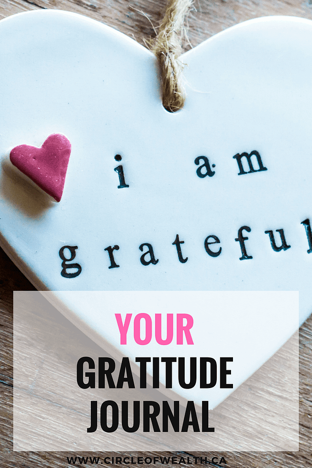 i am grateful for you gratitude journal