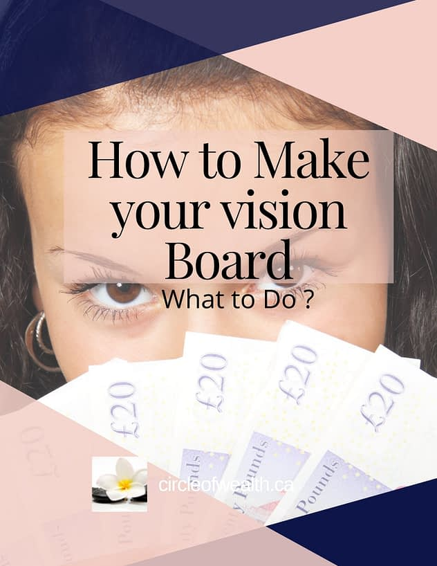 how to make your vision board