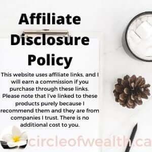 affiliate disclosure policy