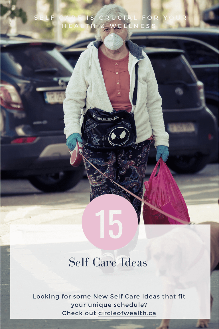 Self Care is Crucial for your Health and Wellness