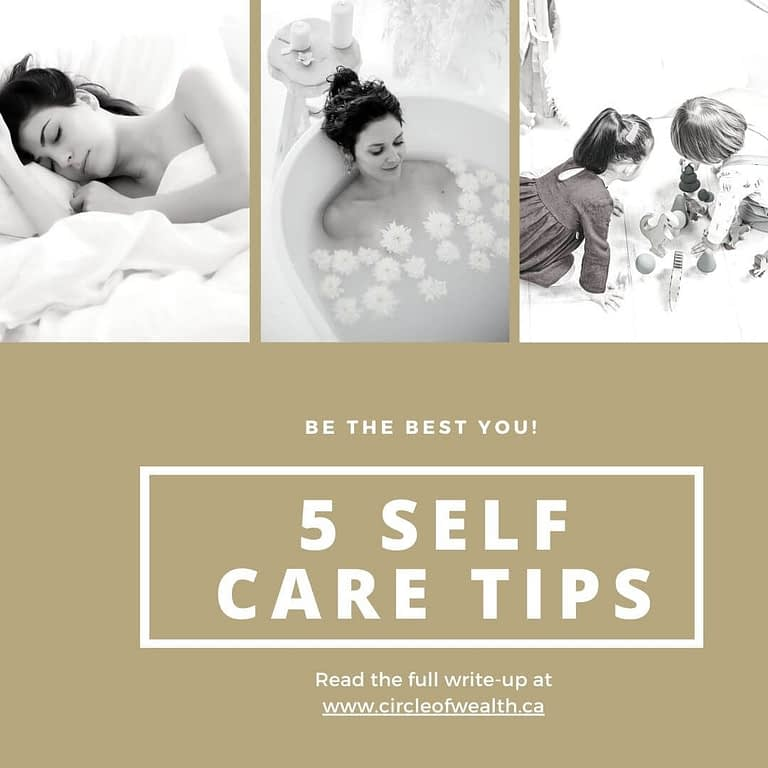 Take Care of Yourself First with our 5 Self Care Tips