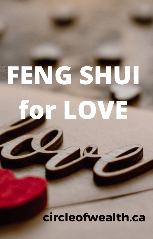 feng shui for love ebook cover