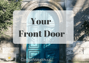 Your Font Door in Feng Shui
