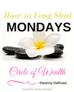 how to feng shui Monday Salt water cure recipe