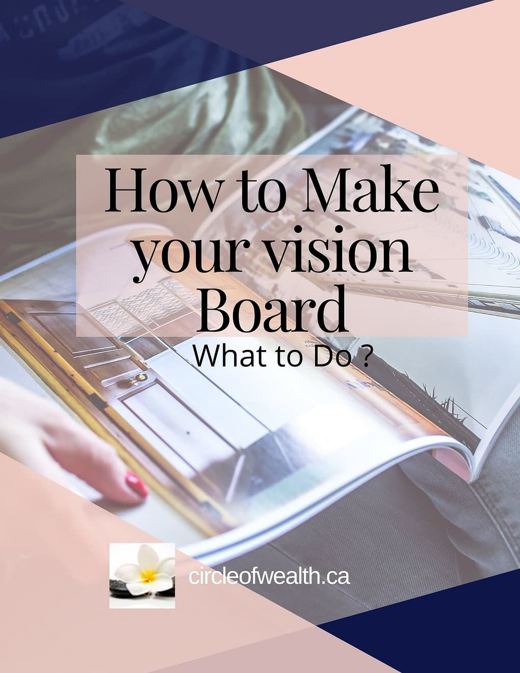 How to make your Vision Board in 6 Simple Steps