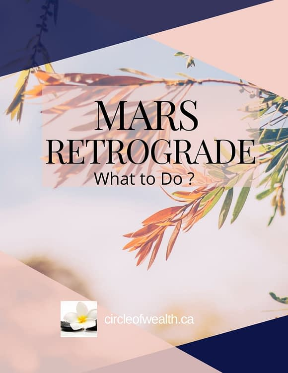 Mars In Retrograde