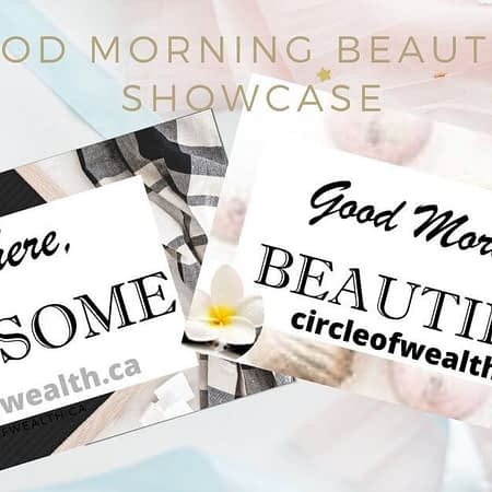 Hello there handsome & Good Morning Beautiful Wall Art Printable