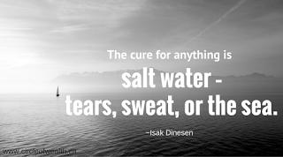 SaltWater Cure Recipe