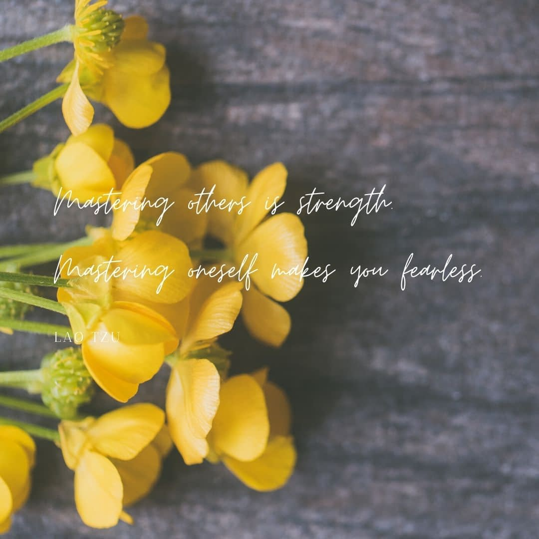 Yellow Flowers Inspirational Instagram Quotes Circle Of Wealth Destiny Defined
