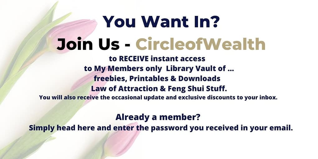 you want to join our circle?