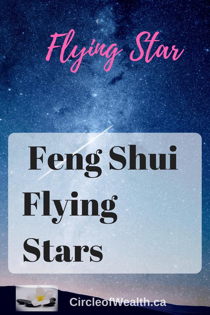 Fying star feng shui