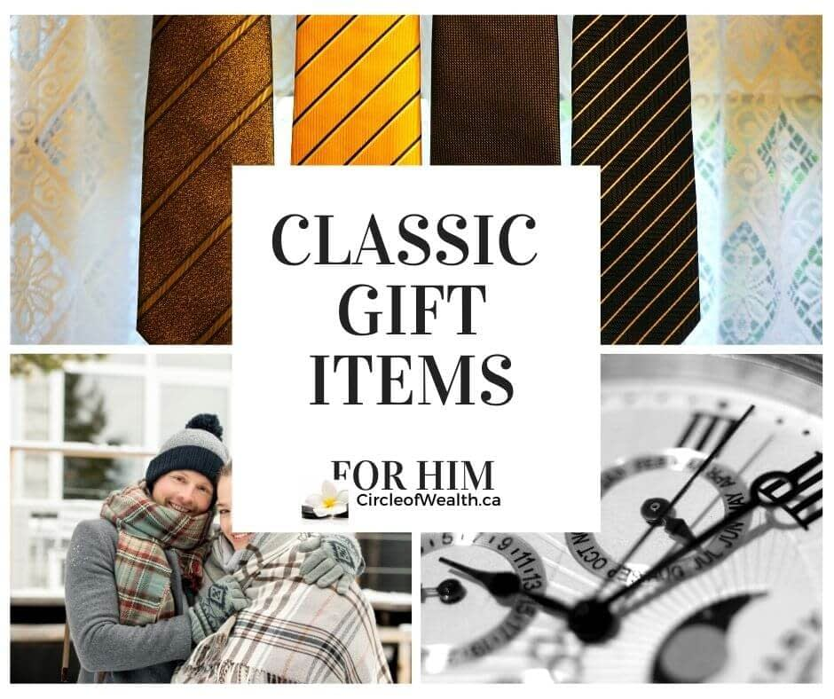 Classic Gift items for Him
