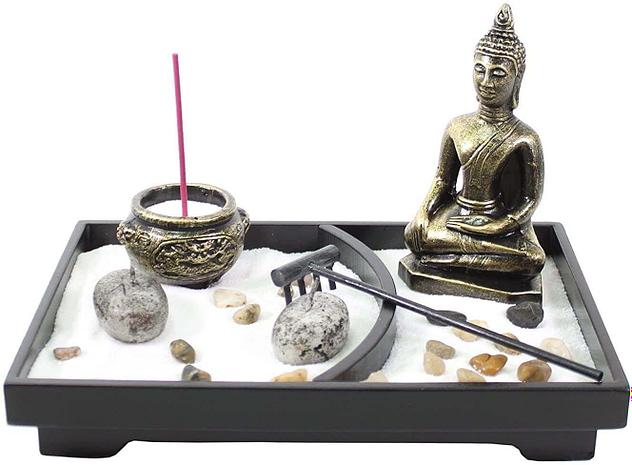 Zen Garden already done for you