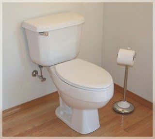 Is your Money literally going down the Toilet??